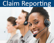 Claim Reporting